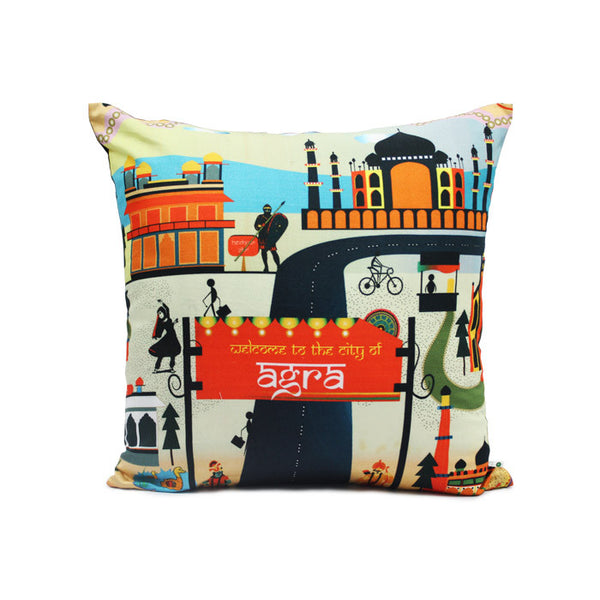 Agra Cushion Cover
