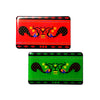 Paithani Fridge Magnets - Set of 2