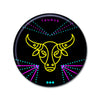 Taurus Fridge Magnet