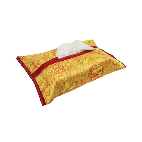 Madhubani Tissue Box Cover