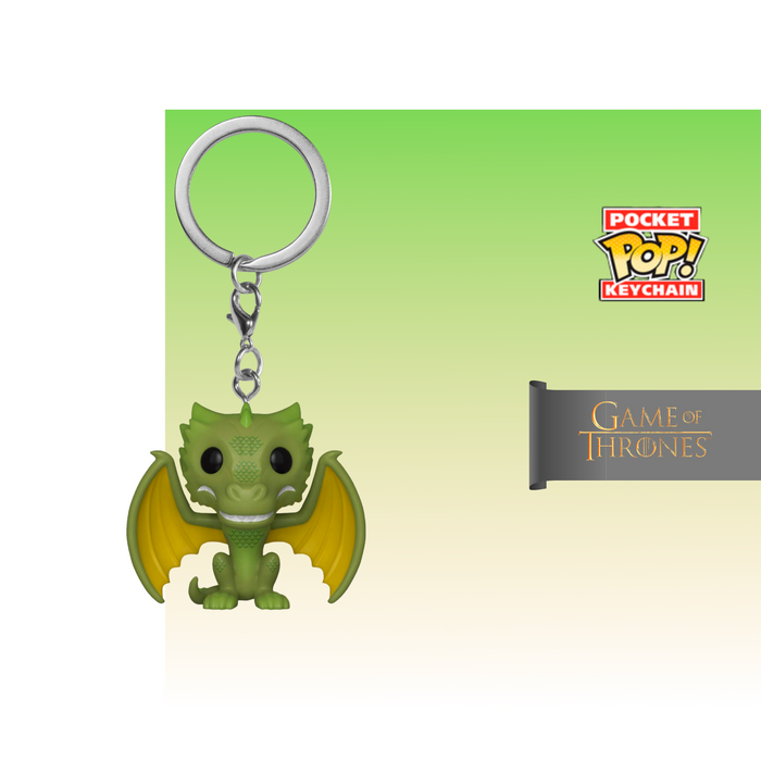 FUNKO KEYCHAIN TV GAME OF THRONES RHAEGAL