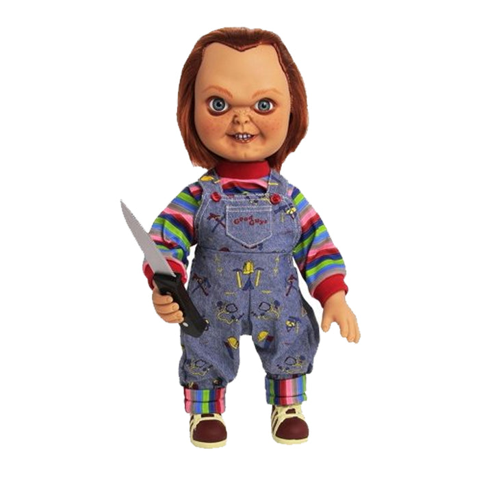 MEZCO MOVIES CHILD'S PLAY 2 CHUCKY