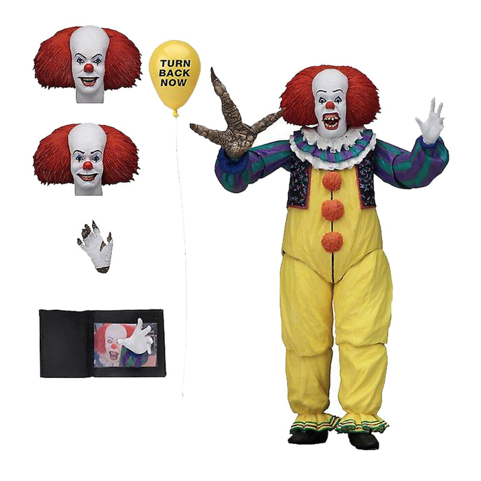 NECA MOVIES IT PENNYWISE