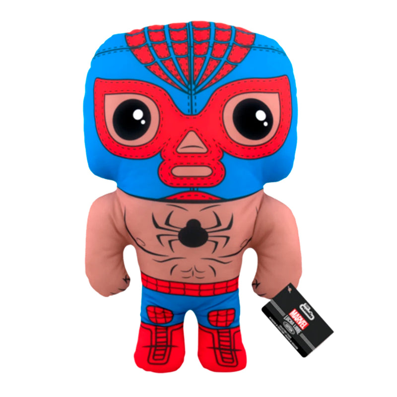 FUNKO SUPER CUTE PLUSHIES MARVEL LUCHA LIBRE EDITION EL ARACNO