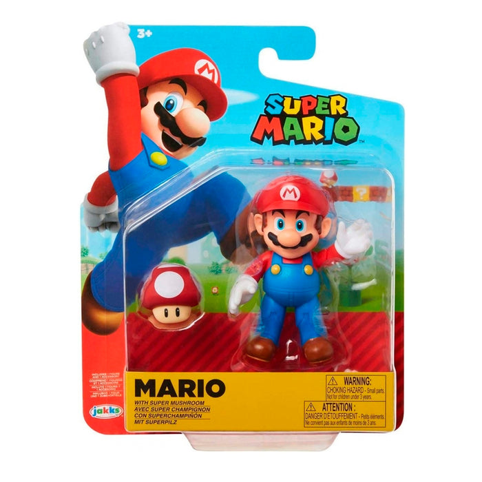 JAKKS GAMES WORLD OF NINTENDO SUPER MARIO
