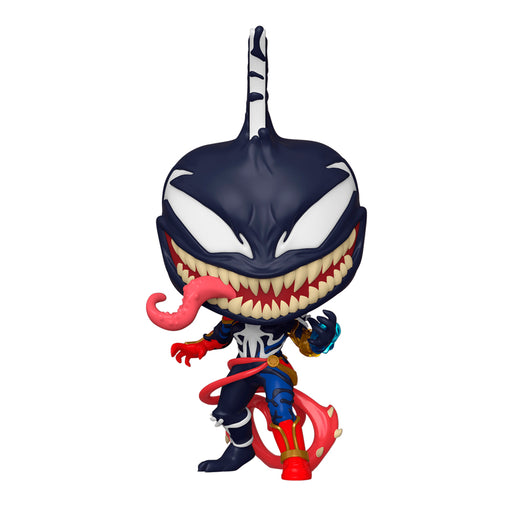 FUNKO POP MARVEL SPIDER-MAN MAXIMUM VENOM VENOMIZED CAPTAIN MARVEL 599 - Saharis Pop Culture
