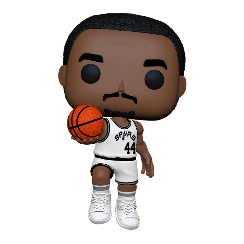 FUNKO POP SPORTS NBA LEGENDS SPURS GEORGE GERVIN ¡PREVENTA!