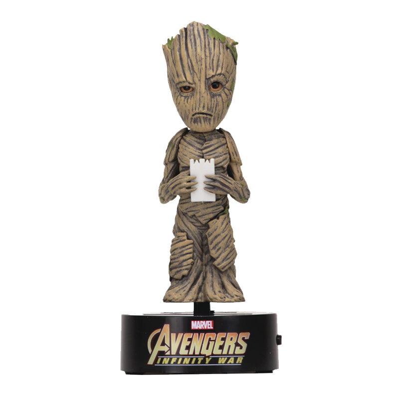 NECA BODY KNOCKERS MARVEL AVENGERS INFINITY WAR GROOT