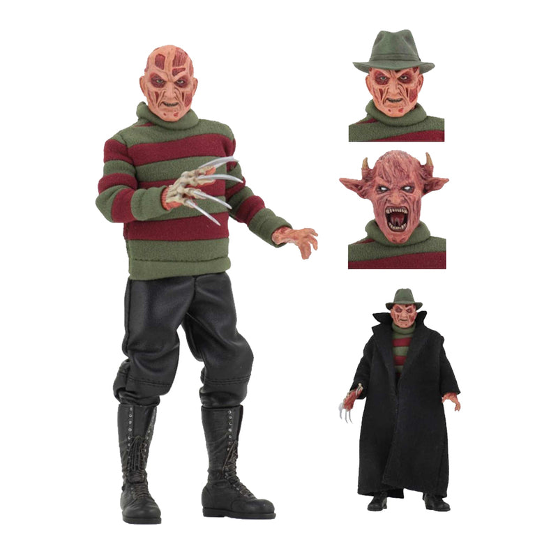 NECA MOVIES WES CRAVEN'S NEW NIGHTMARE FREDDY KRUEGER