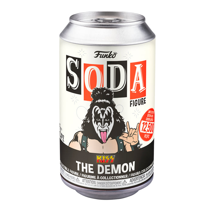 FUNKO VINYL SODA KISS THE DEMON ¡PRÓXIMAMENTE!