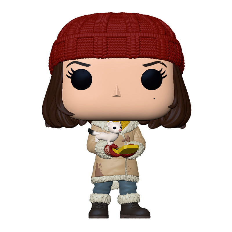 FUNKO POP TV HIS DARK MATERIALS LYRA W/PAN ¡PREVENTA!