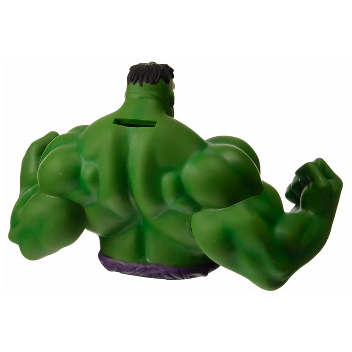 MONOGRAM MARVEL HULK BUST BANK