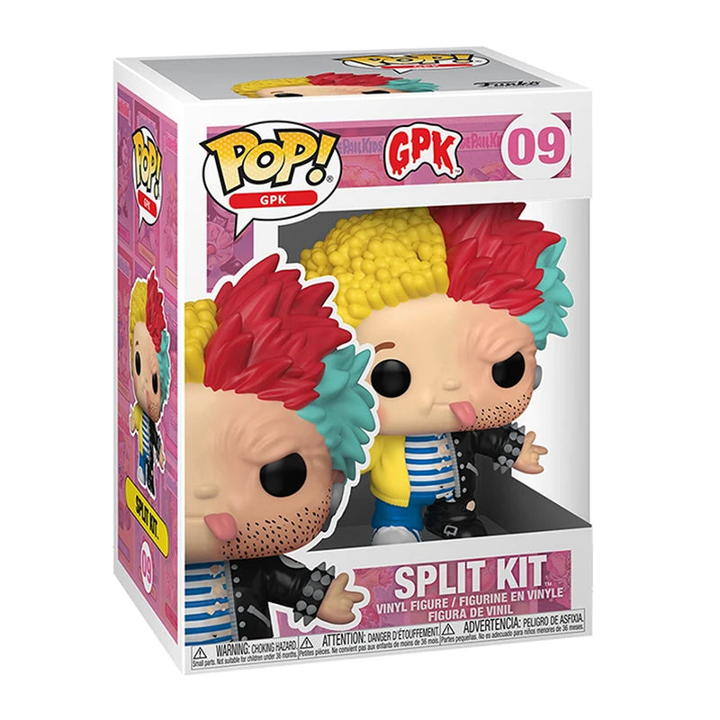 FUNKO POP ICONS GARBAGE PAIL KIDS SPLIT KIT 09