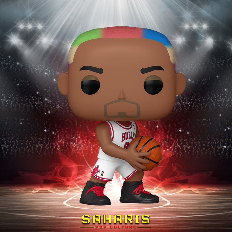 FUNKO POP SPORTS NBA LEGENDS BULLS DENNIS RODMAN ¡PREVENTA!