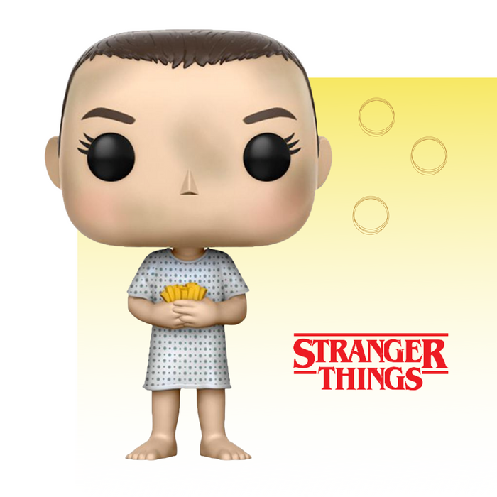 FUNKO POP TV STRANGER THINGS ELEVEN (HOSPITAL GOWN) 511