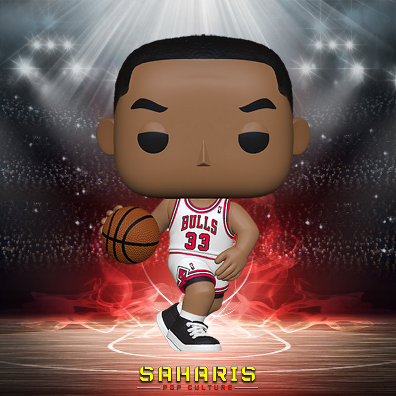FUNKO POP SPORTS NBA LEGENDS BULLS SCOTTIE PIPPEN ¡PREVENTA!