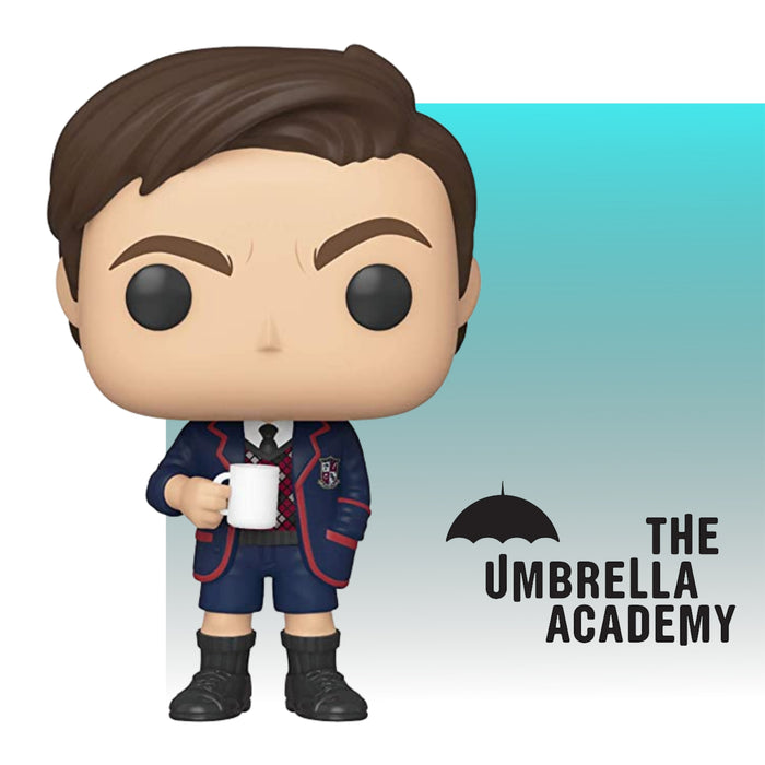 FUNKO POP TV THE UMBRELLA ACADEMY NUMBER FIVE 932