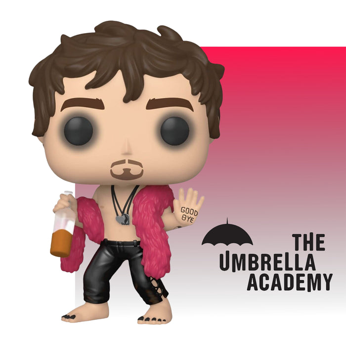 FUNKO POP TV THE UMBRELLA ACADEMY KLAUS 931