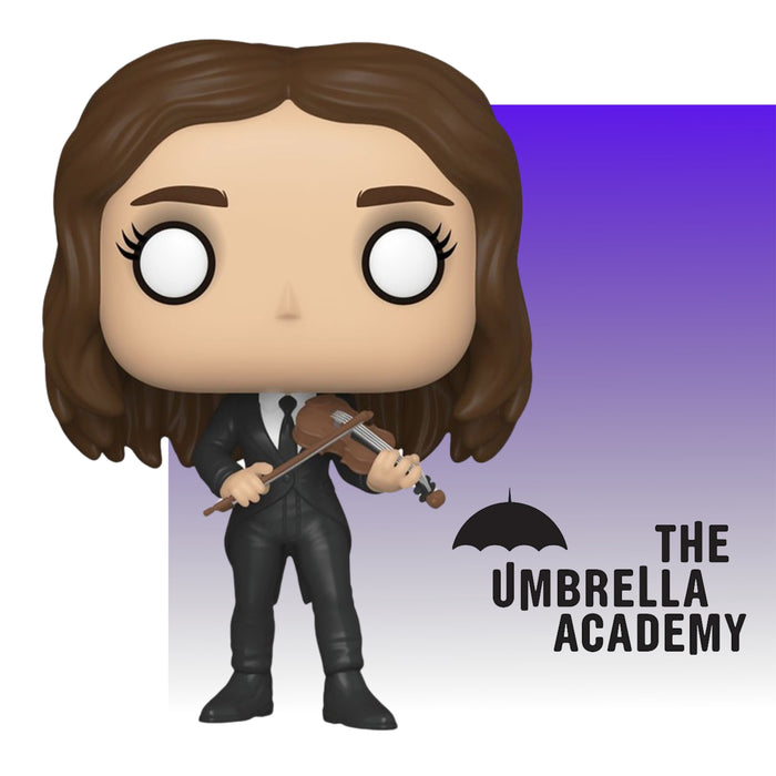 FUNKO POP TV THE UMBRELLA ACADEMY VANYA 934