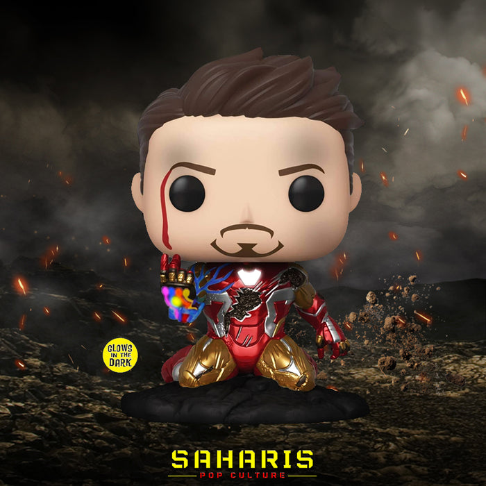 FUNKO POP MARVEL AVENGERS ENDGAME IRON MAN (I AM IRON MAN) 580