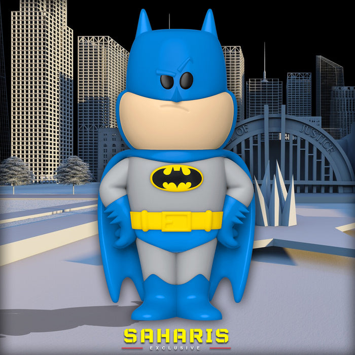 FUNKO SODA BATMAN EXCLUSIVO SAHARIS
