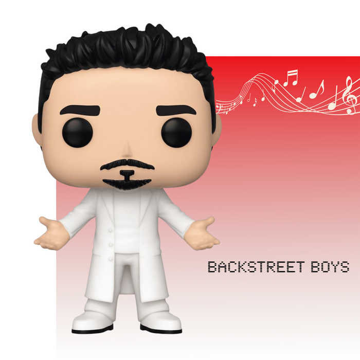 FUNKO POP ROCKS BACKSTREET BOYS KEVIN RICHARDSON 140