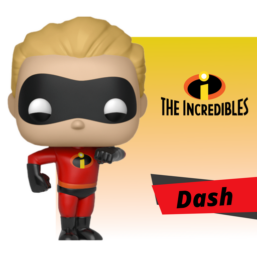 FUNKO POP DISNEY INCREDIBLES 2 DASH 366 - Saharis Pop Culture