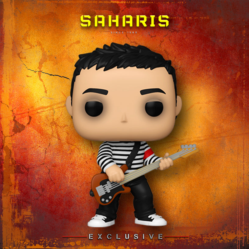 FUNKO POP ROCKS FALLOUT BOY PETE WENTZ IN SWEATER EXCLUSIVO SAHARIS ¡PREVENTA!