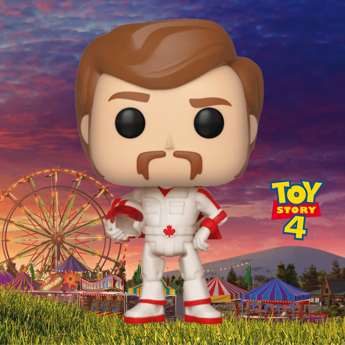 FUNKO POP DISNEY TOY STORY 4 DUKE CABOOM 529