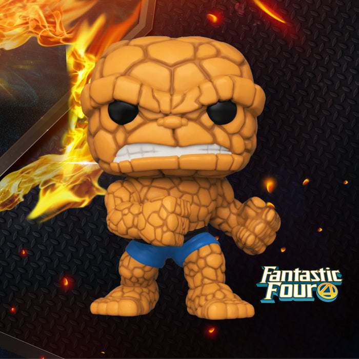 FUNKO POP MARVEL FANTASTIC FOUR THE THING 560