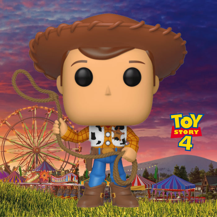 FUNKO POP DISNEY TOY STORY 4 SHERIFF WOODY 522