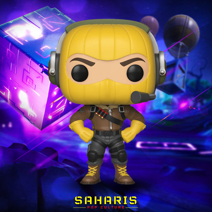 FUNKO POP GAMES FORTNITE RAPTOR 436