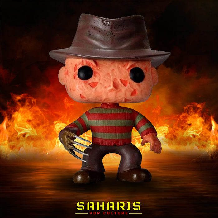 FUNKO POP MOVIES NIGHTMARE ON ELM STREET FREDDY KRUEGER 02