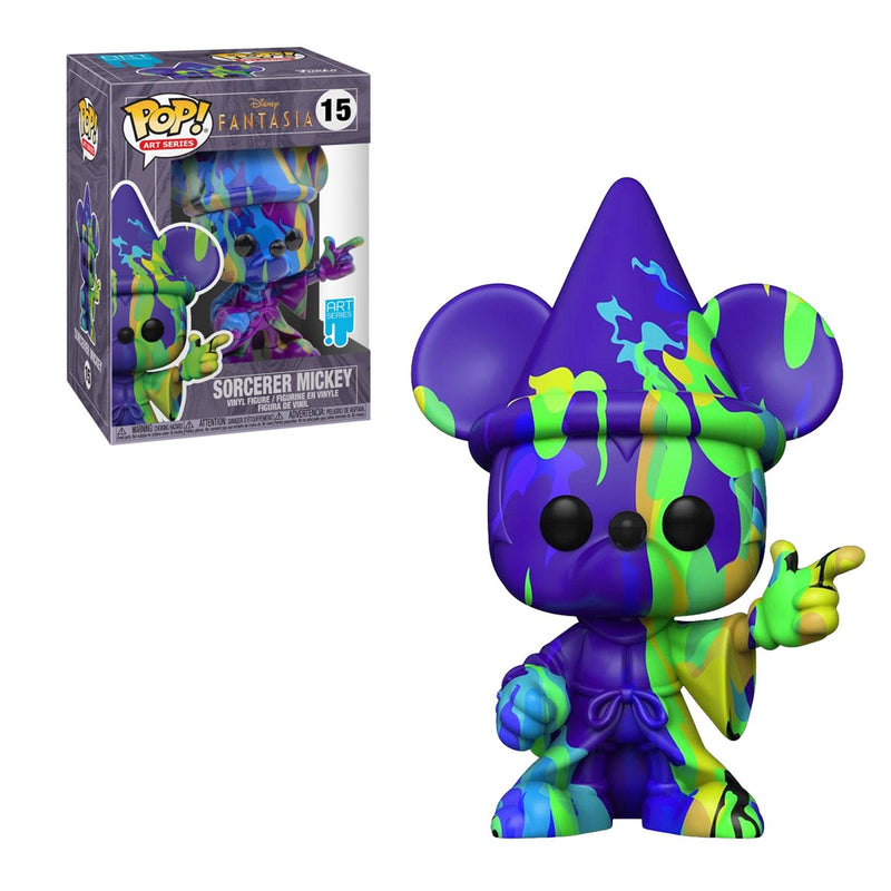 FUNKO POP DISNEY FANTASIA SORCERER MICKEY 15