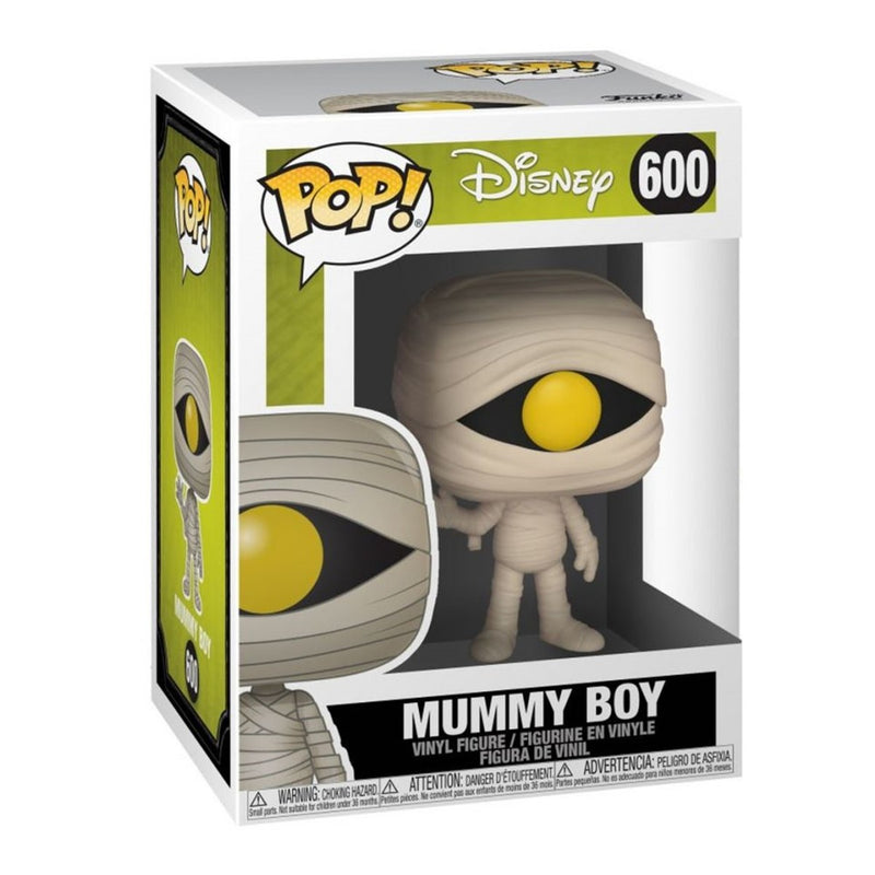 FUNKO POP DISNEY MUMMY BOY 600