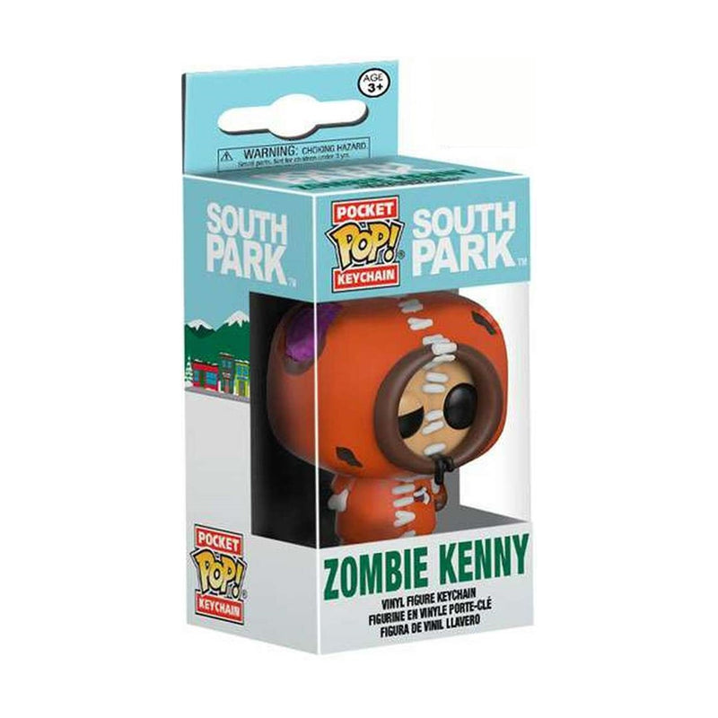 FUNKO POP KEYCHAIN ANIMATION SOUTH PARK ZOMBIE KENNY