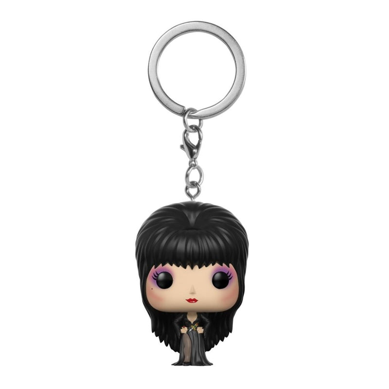 FUNKO POP KEYCHAIN TV ELVIRA MISTRESS OF THE DARK ELVIRA