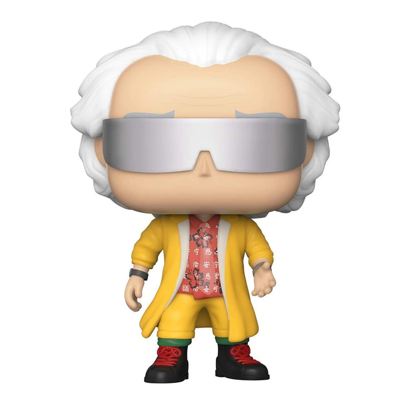 FUNKO POP MOVIES BACK TO THE FUTURE DOC 2015 960