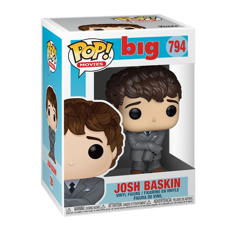 FUNKO POP MOVIES BIG JOSH BASKIN 794