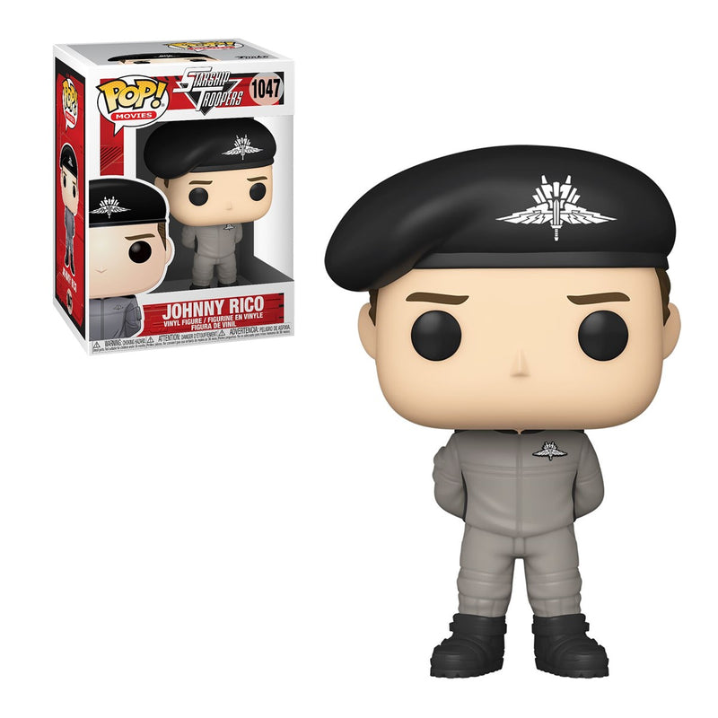 FUNKO POP MOVIES STARSHIP TROOPERS JOHNNY RICO 1047