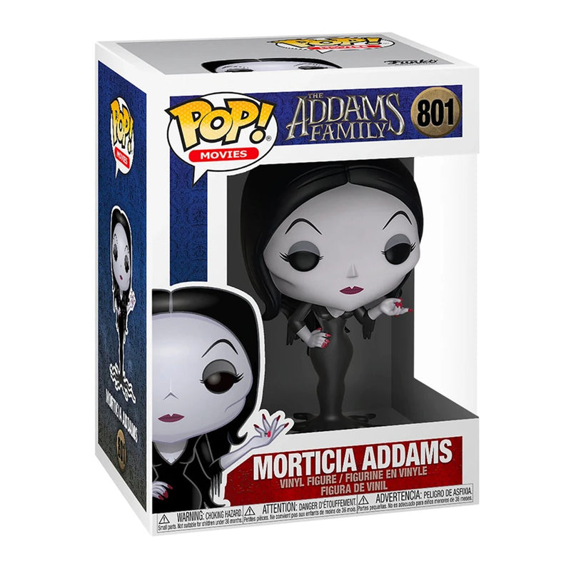 FUNKO POP MOVIES THE ADDAMS FAMILY MORTICIA ADDAMS 801