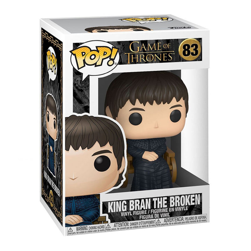 FUNKO POP TV GAME OF THRONES KING BRAN THE BROKEN 83