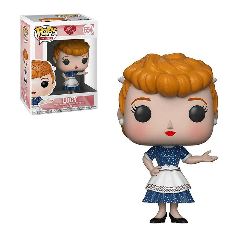 FUNKO POP TV I LOVE LUCY LUCY 654