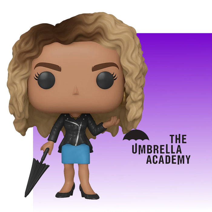FUNKO POP TV UMBRELLA ACADEMY ALLISON HARGREEVES 930