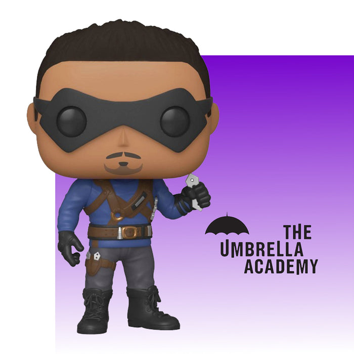 FUNKO POP TV UMBRELLA ACADEMY DIEGO 929