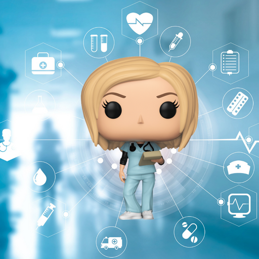 FUNKO POP TV SCRUBS ELLIOT 740 - Saharis Pop Culture