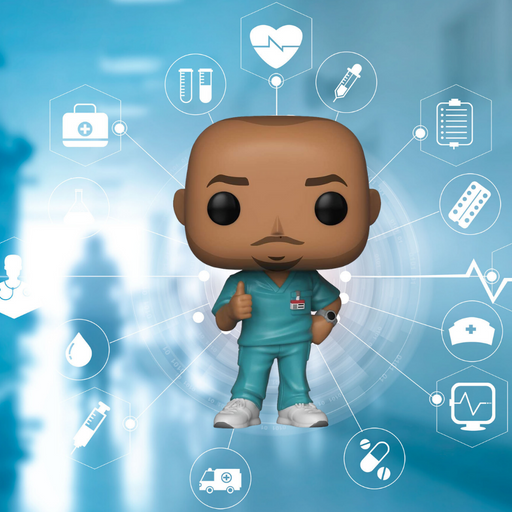 FUNKO POP TV SCRUBS TURK 738 - Saharis Pop Culture