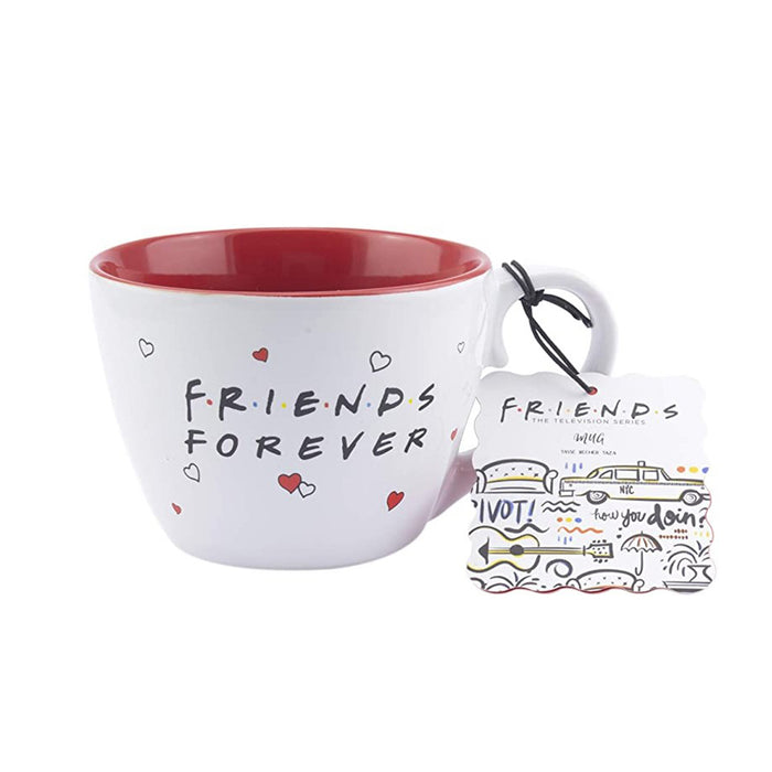 PALADONE TV FRIENDS FOREVER MUG
