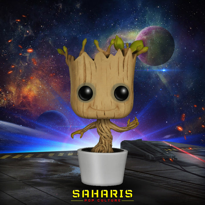 FUNKO POP MARVEL GUARDIANS OF THE GALAXY DANCING GROOT 65