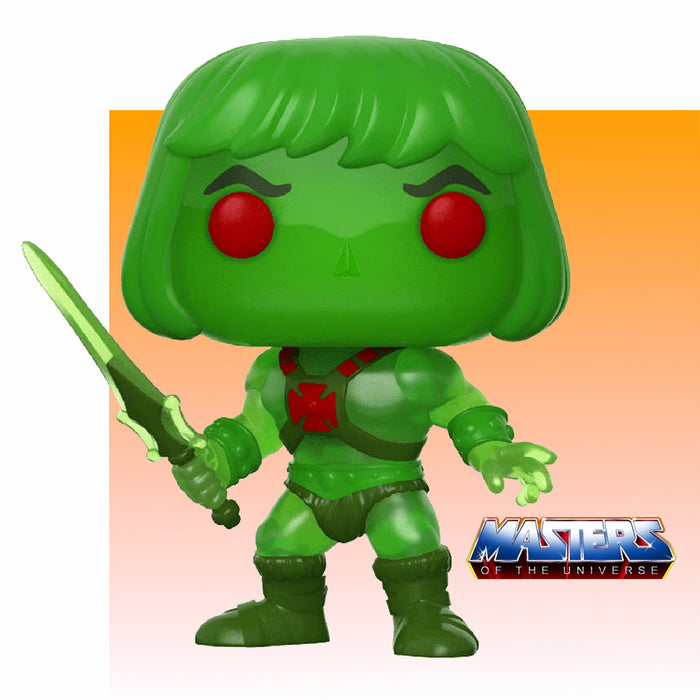 FUNKO POP TV  MASTER OF THE UNIVERSE HE-MAN (SLIME PIT) 952
